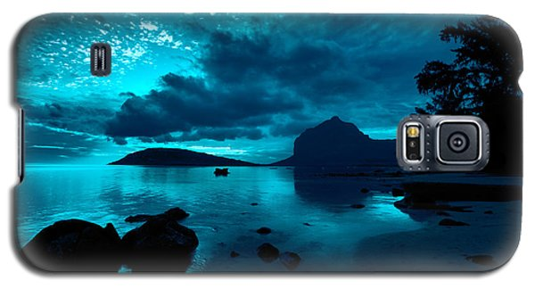 Nightfall Near Le Morne Galaxy S5 Case