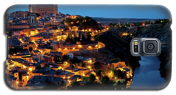 Nightfall Over Toledo Galaxy S5 Case