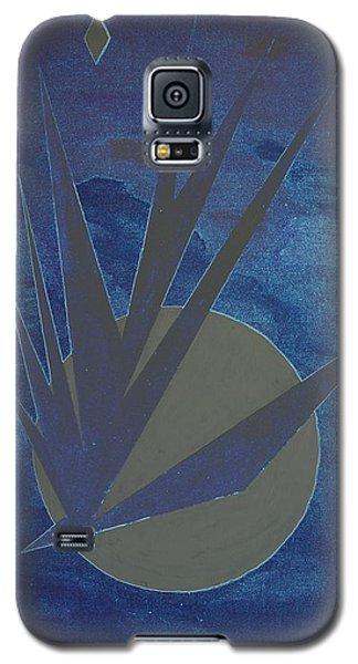 Nighthawke Variation Galaxy S5 Case by J R Seymour