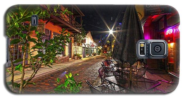 Nights In Oldtown Galaxy S5 Case