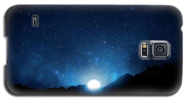 Nightsky Africa 5 Galaxy S5 Case