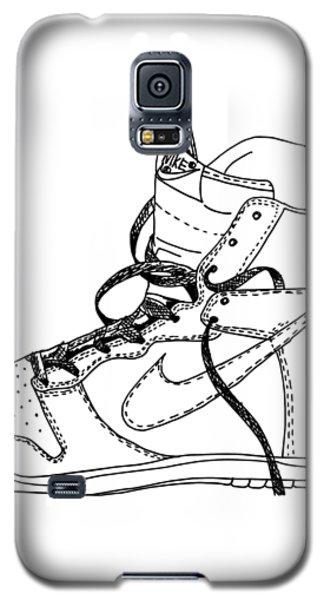 Nike Dunk 001 Galaxy S5 Case