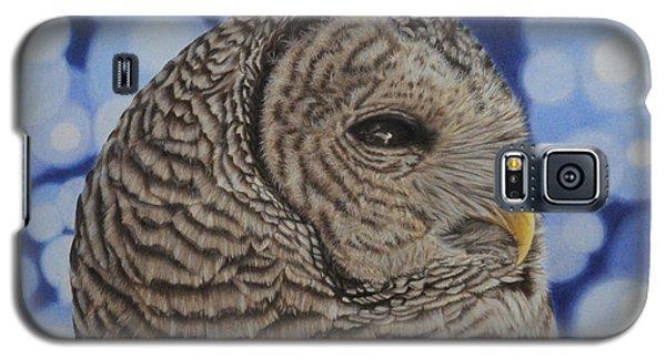 Galaxy S5 Case featuring the painting Nikita by Jennifer Watson