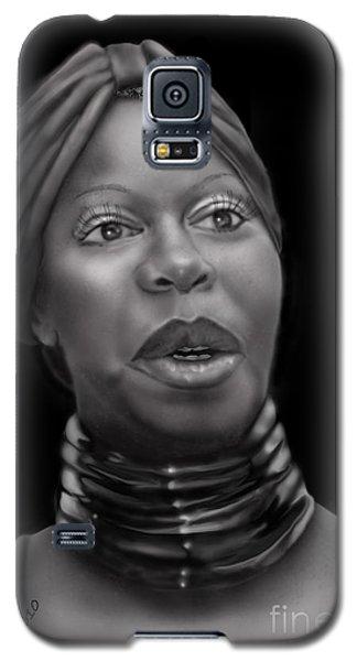 Nina Simone-revolution Galaxy S5 Case