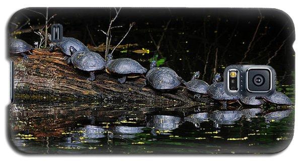 Nine In A Row Galaxy S5 Case