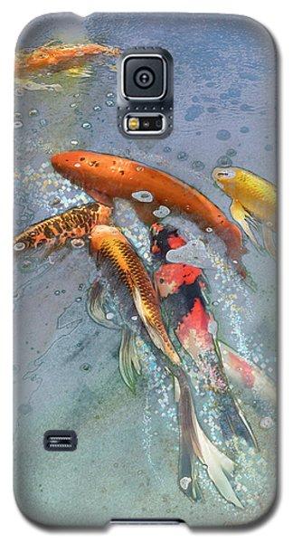 Nishikigoi Galaxy S5 Case