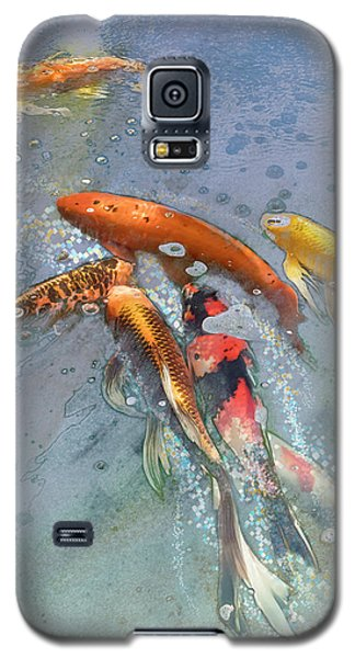 Nishikigoi Galaxy S5 Case