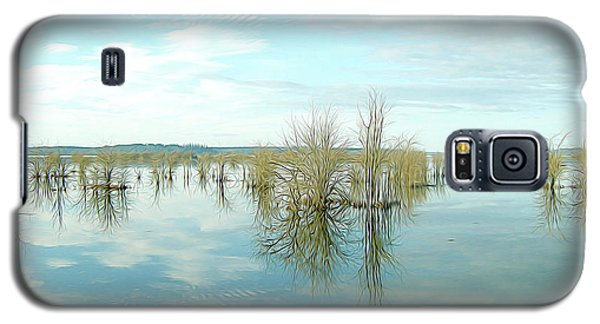Nisqually High Tide Galaxy S5 Case