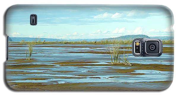 Nisqually Looking North Galaxy S5 Case
