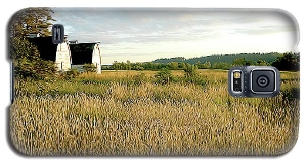 Nisqually Two Barns Galaxy S5 Case