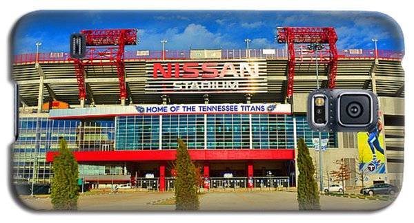 Nissan Stadium Home Of The Tennessee Titans Galaxy S5 Case