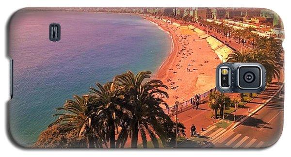 Nizza By The Sea Galaxy S5 Case
