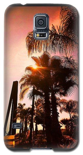 Promenade Des Anglais, Nice-nizza, France Galaxy S5 Case