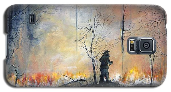 Nj Forrest Fire Galaxy S5 Case