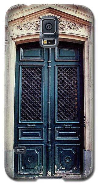Galaxy S5 Case featuring the photograph No. 104 - Paris Doors by Melanie Alexandra Price