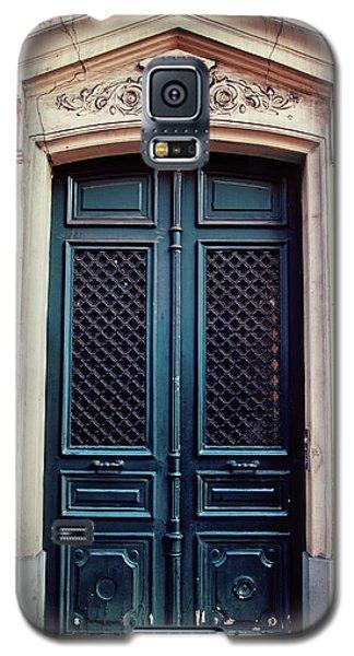 No. 104 - Paris Doors Galaxy S5 Case by Melanie Alexandra Price