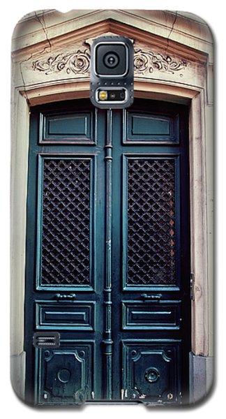 No. 104 - Paris Doors Galaxy S5 Case