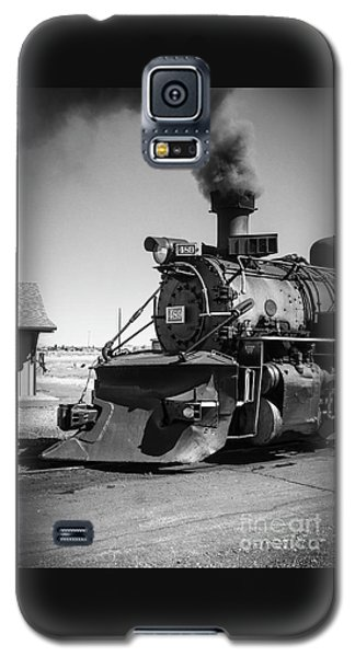 No. 489 Engine Galaxy S5 Case