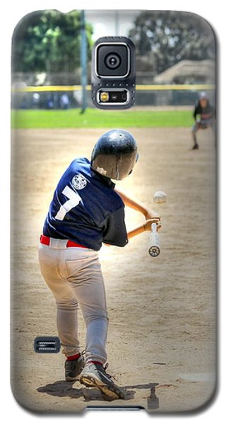 No. 7 At Bat Galaxy S5 Case
