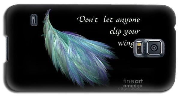Wings Galaxy S5 Case