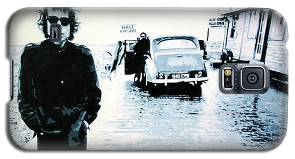 Bob Dylan Galaxy S5 Case - No Direction Home by Hood alias Ludzska
