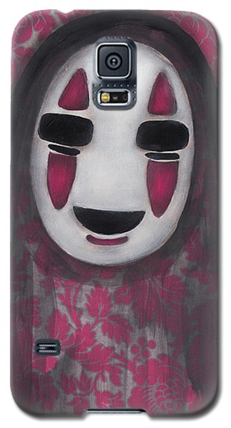 No Face  Galaxy S5 Case by Abril Andrade Griffith