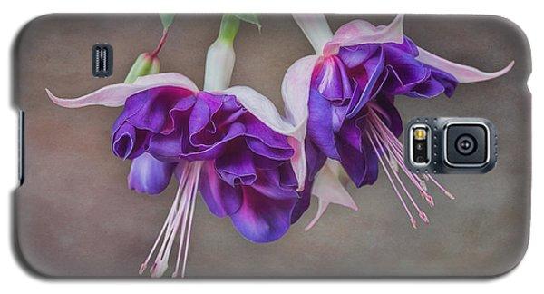 Purple Fuchsia Galaxy S5 Case
