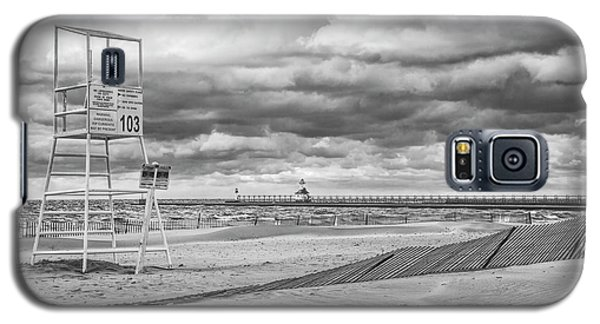 No Lifeguard On Duty Galaxy S5 Case
