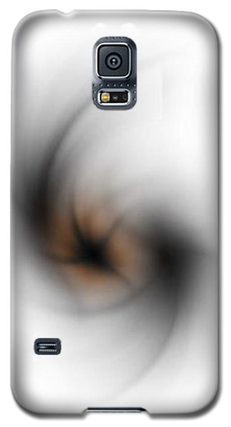 Galaxy S5 Case featuring the digital art No Light by John Krakora