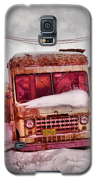 Galaxy S5 Case featuring the photograph No More Deliveries by Jeff Swan