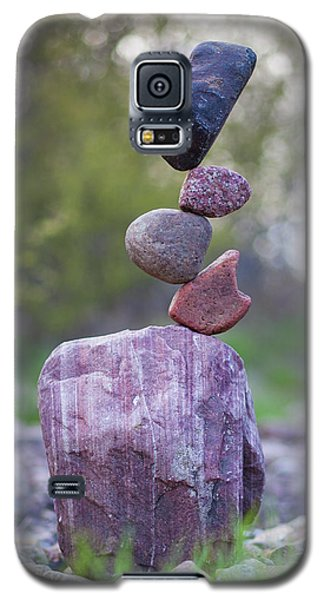 Zen Stack #4 Galaxy S5 Case