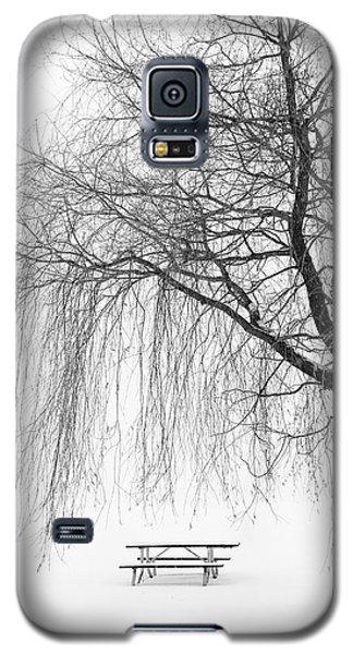 No One Around Galaxy S5 Case