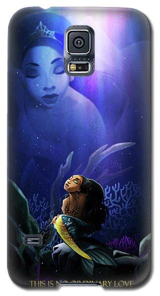 No Ordinary Love Galaxy S5 Case