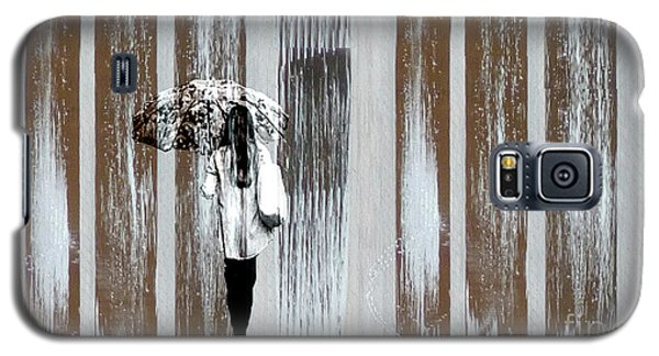 No Rain Forest Galaxy S5 Case