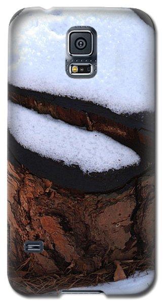 No Snow Sign  Galaxy S5 Case by Kim Henderson
