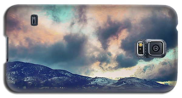 Galaxy S5 Case featuring the photograph No Stopping Us Now by Laurie Search