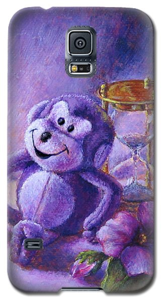 No Time To Monkey Around Galaxy S5 Case