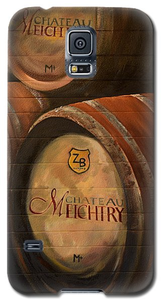 No Wine Before It's Time - Barrels-chateau Meichtry Galaxy S5 Case