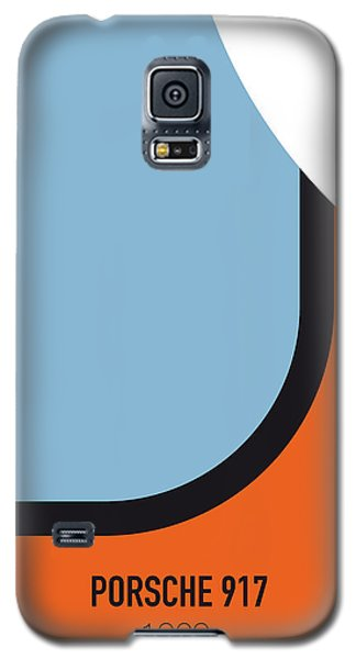 Duke Galaxy S5 Case - No016 My Le Mans Minimal Movie Car Poster by Chungkong Art