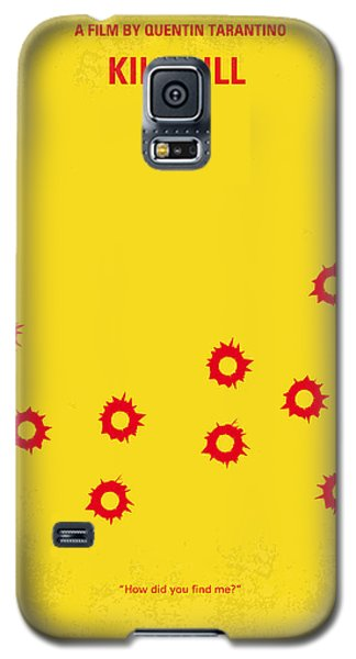 Viper Galaxy S5 Case - No048 My Kill Bill -part 1 Minimal Movie Poster by Chungkong Art