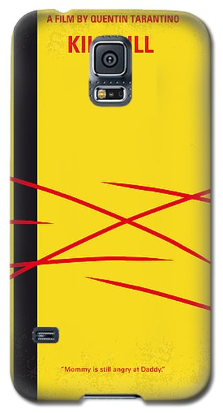 No049 My Kill Bill-part2 Minimal Movie Poster Galaxy S5 Case