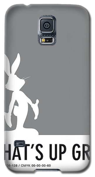 Mouse Galaxy S5 Case - No06 My Minimal Color Code Poster Bugs by Chungkong Art