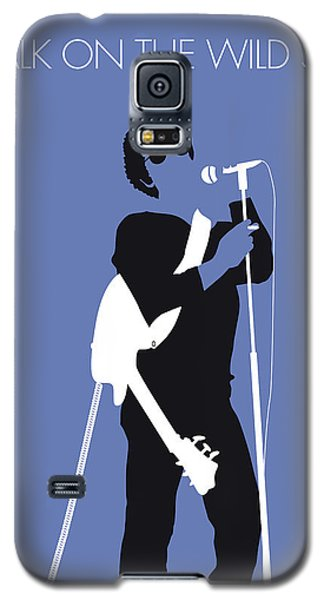 Fairy Galaxy S5 Case - No068 My Lou Reed Minimal Music Poster by Chungkong Art