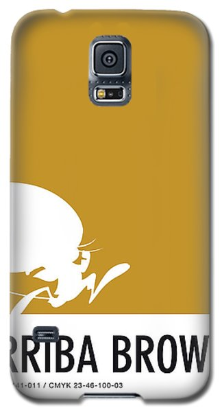 Mouse Galaxy S5 Case - No08 My Minimal Color Code Poster Speedy by Chungkong Art