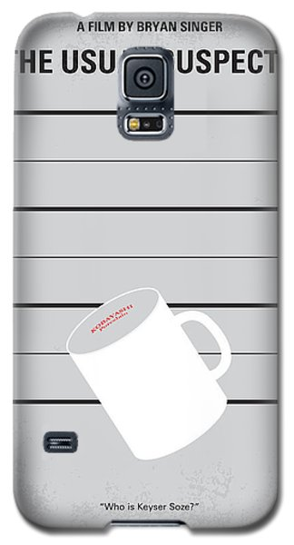 No095 My The Usual Suspects Minimal Movie Poster Galaxy S5 Case