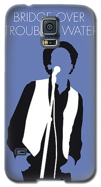 No098 My Art Garfunkel Minimal Music Poster Galaxy S5 Case