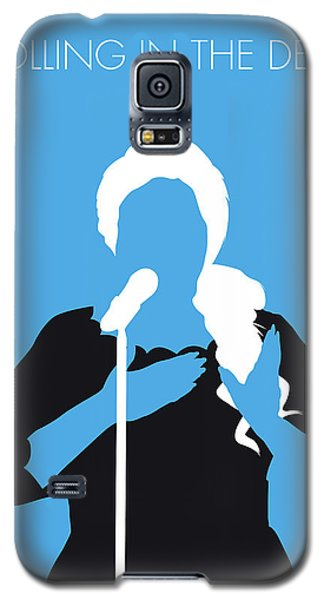 No099 My Adele Minimal Music Poster Galaxy S5 Case