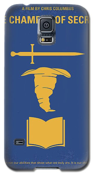 Elf Galaxy S5 Case - No101-2 My Hp - Chamber Of Secrets Minimal Movie Poster by Chungkong Art