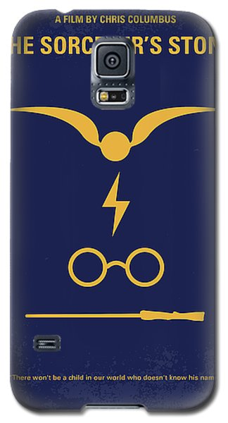 No101 My Harry Potter Minimal Movie Poster Galaxy S5 Case by Chungkong Art