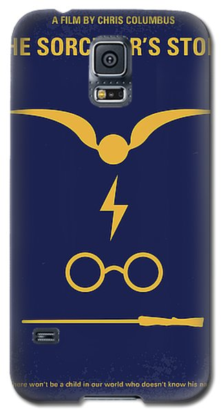 No101 My Harry Potter Minimal Movie Poster Galaxy S5 Case